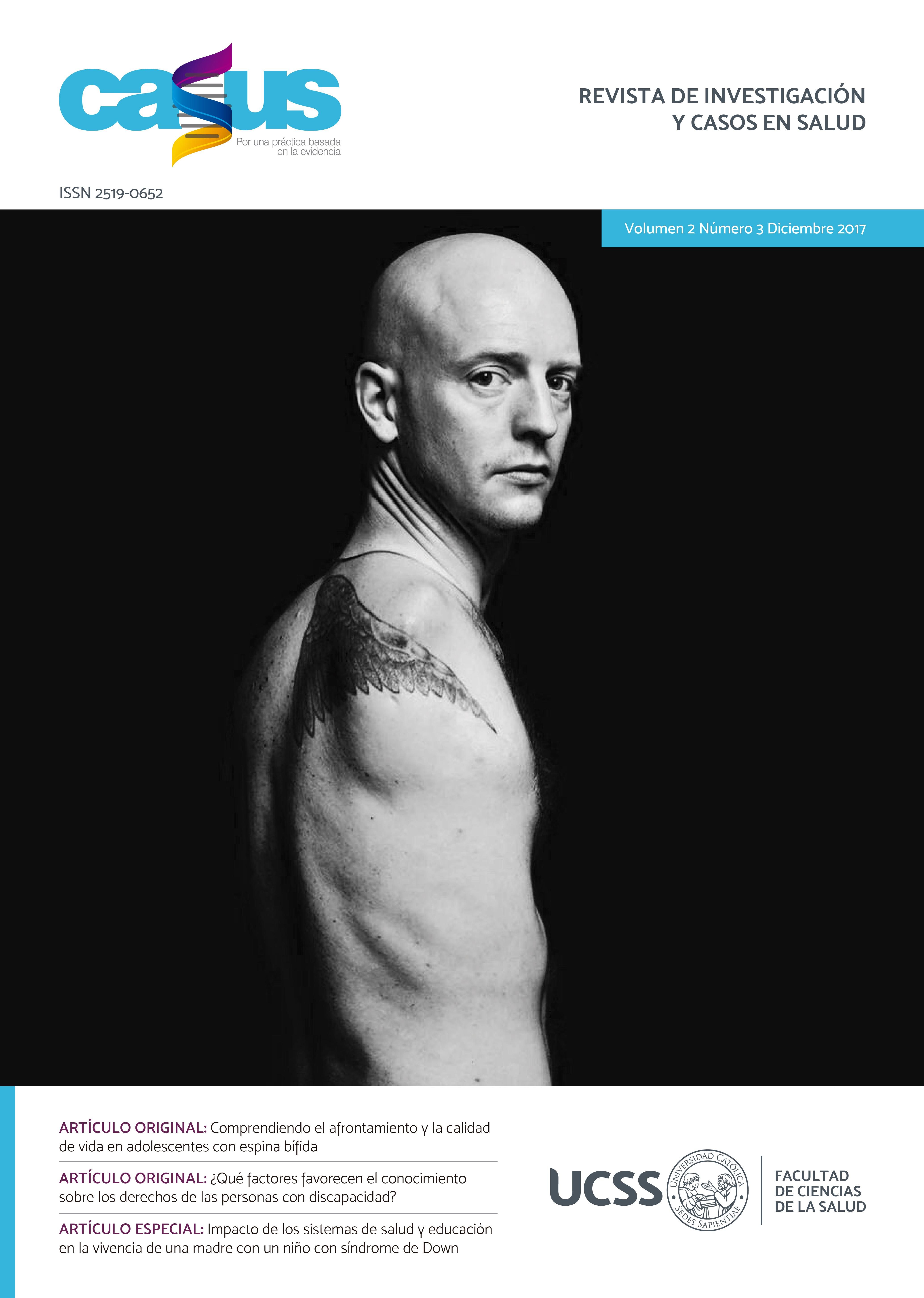 Imagen de la portada del número temático